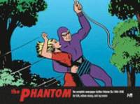 The Phantom the Complete Newspaper Dailies: Volume 6 (inbunden)