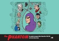 The Phantom: Volume 9 The Complete Newspaper Dailies  (inbunden)