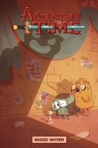 Adventure Time: Masked Mayhem Original Graphic Novel Vol. 6