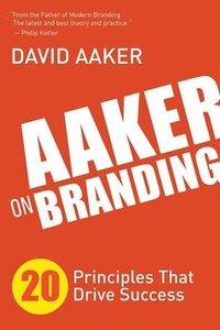 Aaker on Branding (h�ftad)