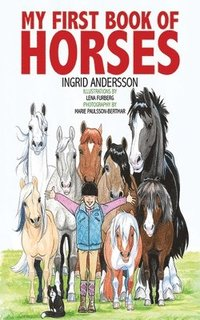 My First Book of Horses (inbunden)