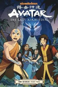 Avatar: The Last Airbender: Part 2 Search (h�ftad)