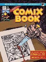 The Best of Comix Book (h�ftad)