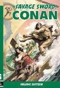 The Savage Sword of Conan: Volume 16