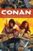 Conan: Volume 15 Nightmare of the Shallows (h�ftad)