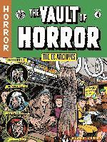 The EC Archives: Vault of Horror: Volume 4 (h�ftad)