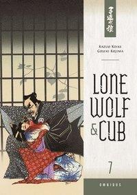 Lone Wolf and Cub: Volume 7 Omnibus (h�ftad)