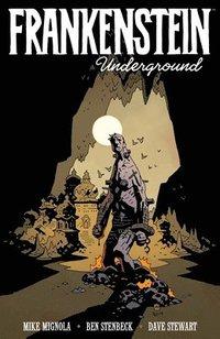 Frankenstein Underground (inbunden)