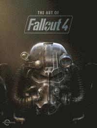 The Art of Fallout 4 (inbunden)