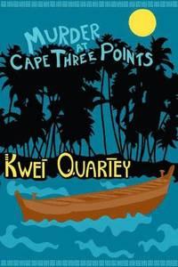 Murder at Cape Three Points (inbunden)