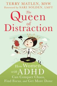 Queen of Distraction (h�ftad)