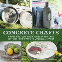 Concrete Crafts (inbunden)