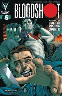 Bloodshot (2012) Issue 5 - Duane Swierczynski, Manuel Garcia, Arturo Lozzi, Ian Hannin - E-bok (9781629786407) | Bokus bokhandel - 9781629786407_200