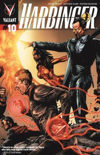 Harbinger (2012) Issue 10 (e-bok)