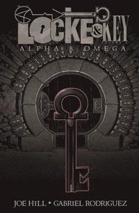 Locke &; Key: Volume 6 Alpha &; Omega (inbunden)
