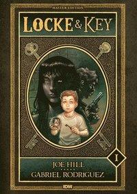 Locke &; Key: Volume 1 (inbunden)