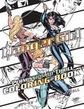 Danger Girl Permission To Thrill Coloring Book