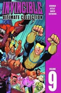 Invincible: Volume 9  The Ultimate Collection (inbunden)