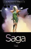 Saga: Volume 4 (h�ftad)