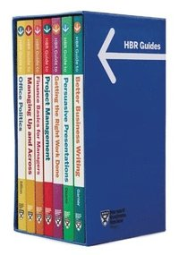 HBR Guides Boxed Set (7 Books) (HBR Guide Series) (h�ftad)