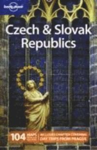 Lonely Planet Czech &; Slovak Republics (h�ftad)