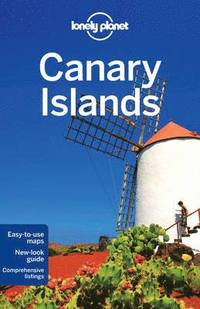 Lonely Planet Canary Islands (h�ftad)