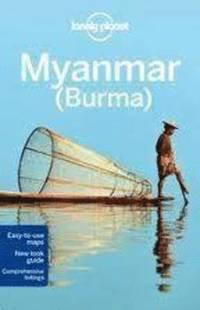 Lonely Planet Myanmar (Burma) (h�ftad)