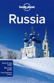 Lonely Planet Russia (h�ftad)