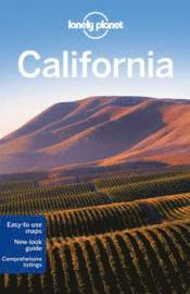 Lonely Planet California (h�ftad)