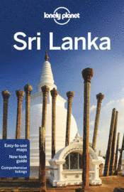 Lonely Planet Sri Lanka (h�ftad)