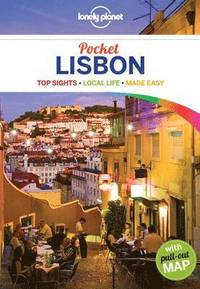 Lonely Planet Pocket Lisbon (h�ftad)