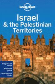 Lonely Planet Israel &; the Palestinian Territories (h�ftad)