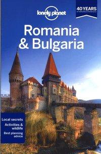 Lonely Planet Romania &; Bulgaria (h�ftad)