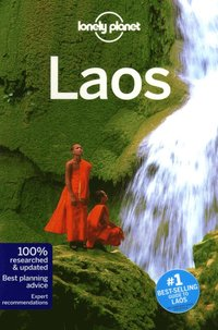 Lonely Planet Laos (h�ftad)