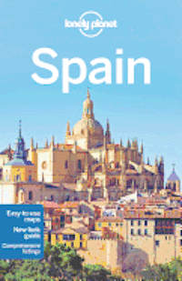 Lonely Planet Spain (h�ftad)