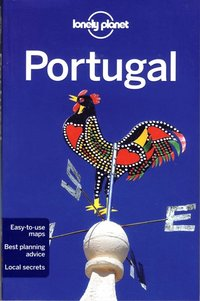Lonely Planet Portugal (h�ftad)