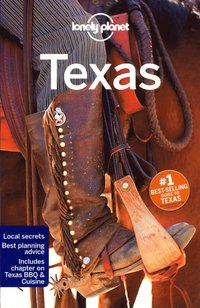 Lonely Planet Texas (h�ftad)