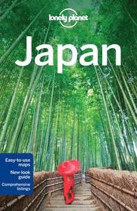 Lonely Planet Japan (h�ftad)