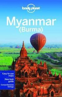 Lonely Planet Myanmar (Burma) (h�ftad)