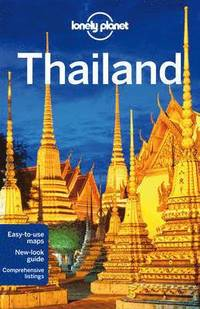 Lonely Planet Thailand (h�ftad)