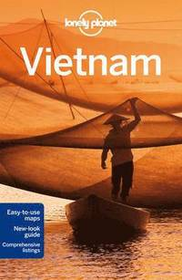Lonely Planet Vietnam (h�ftad)