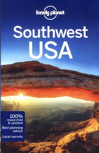 Lonely Planet Southwest USA (h�ftad)