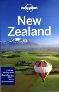Lonely Planet New Zealand (h�ftad)