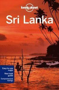 Lonely Planet Sri Lanka (h�ftad)