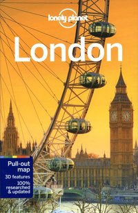 Lonely Planet London (h�ftad)