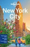 Lonely Planet New York City (h�ftad)