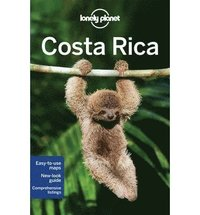 Lonely Planet Costa Rica (h�ftad)