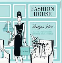 Fashion House 4 Mini Notebooks