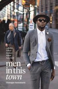 Men in This Town (inbunden)