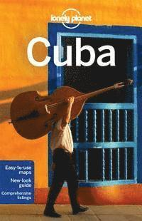 Lonely Planet Cuba (h�ftad)